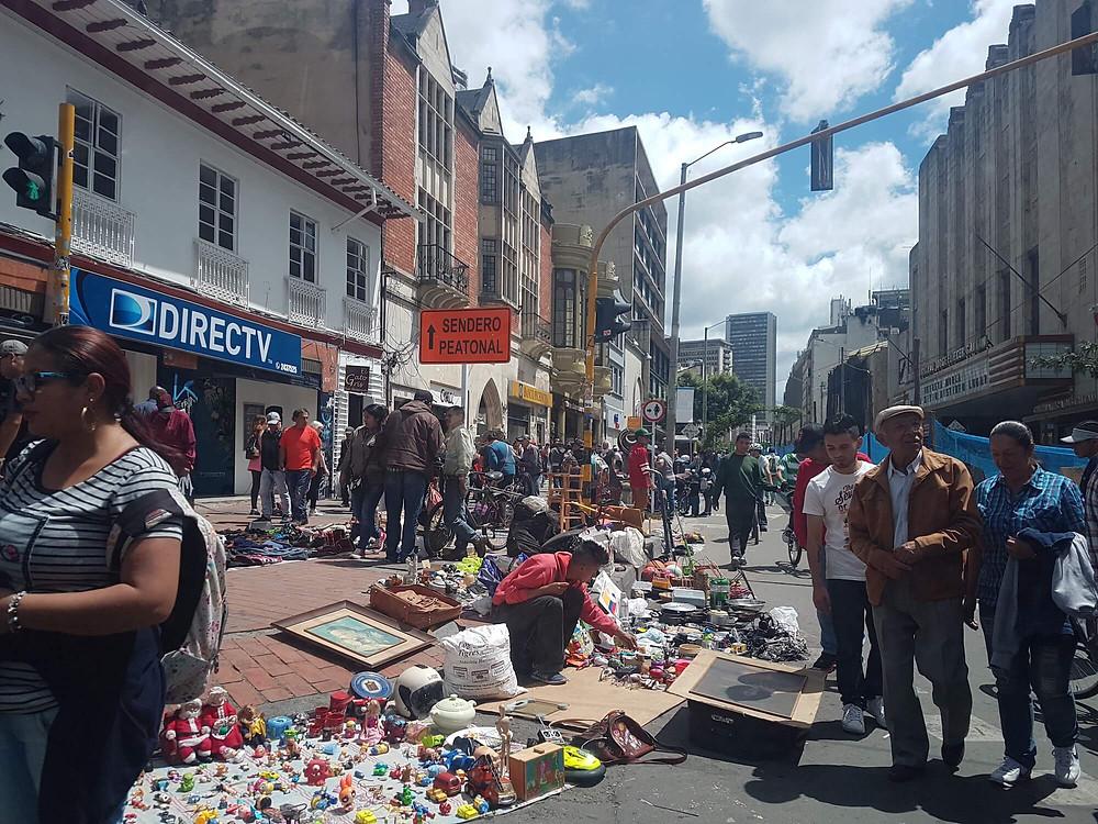 La sécurité en voyage à Bogota