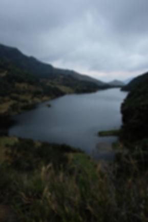 La laguna negra à Mongui, Paramo de Oceta