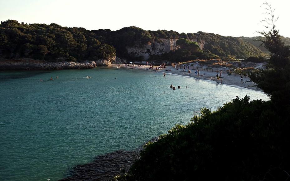 Plage du Petit Spérone - Corse du Sud
