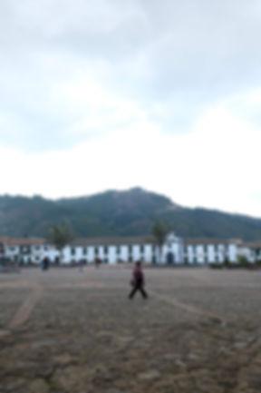 Aller à Mongui pour se renre au Paramo de Oceta.