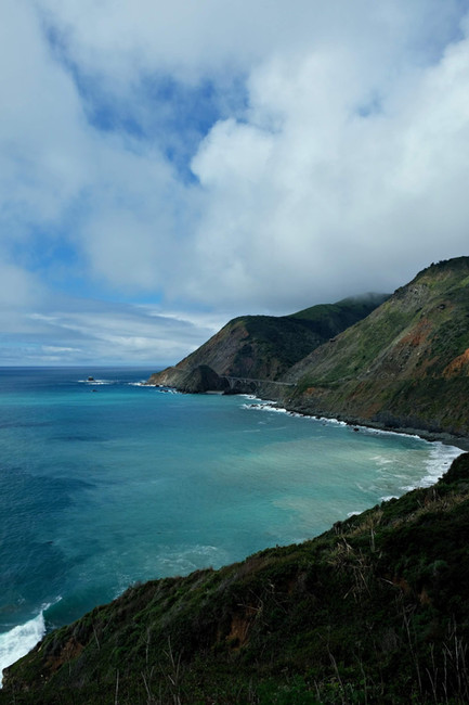 Bixby Creek Bridge - Big Sur