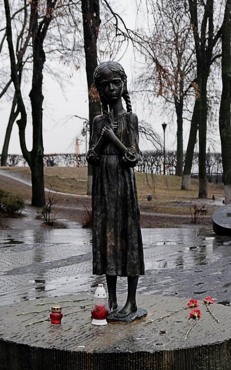 Memorial Holodomore Genocide