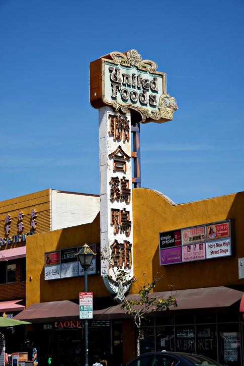 Chinatown - Los Angeles