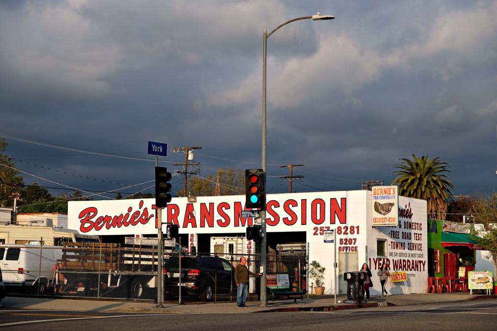 Sunset Boulevard - Los Angeles