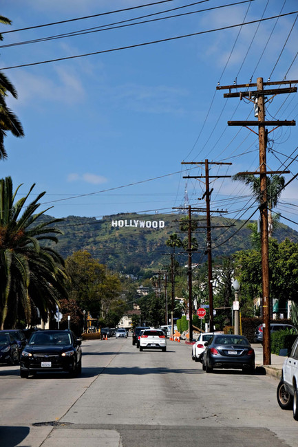 Hollywood signs - Los Angeles
