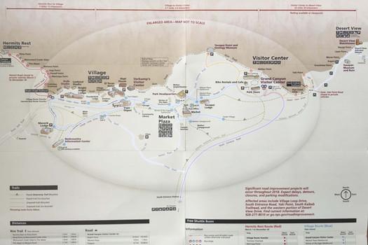 Navettes du Grand Canyon - South Rim