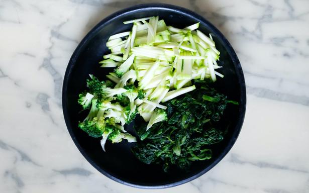 Légumes pour la garniture