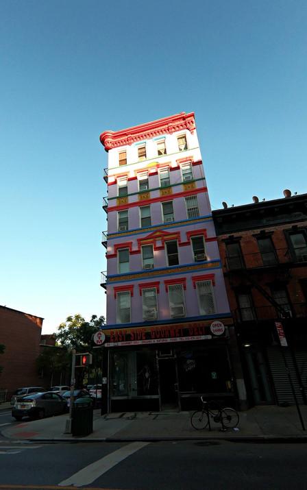 Immeuble à East Village