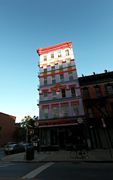 Immeuble à East Village