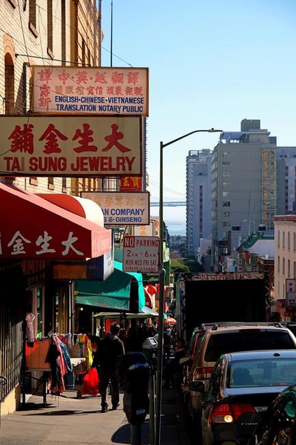 Visiter le quartier chinois de San Francisco