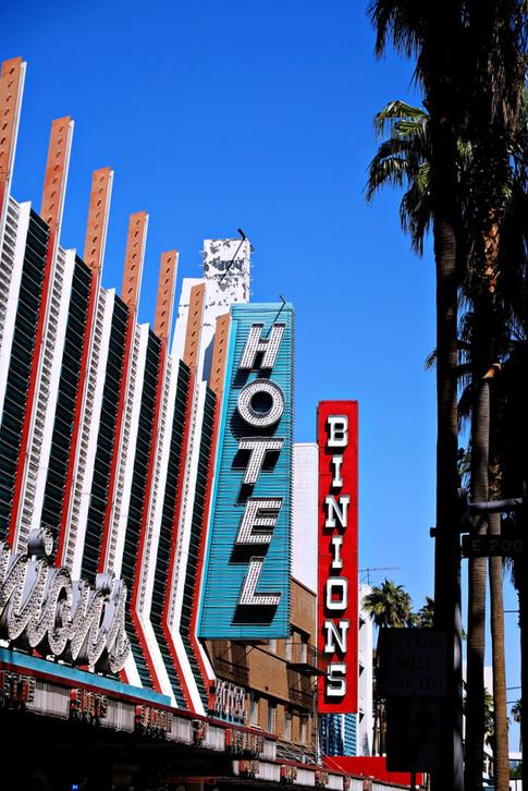Hotel Casino Downtown Las Vegas