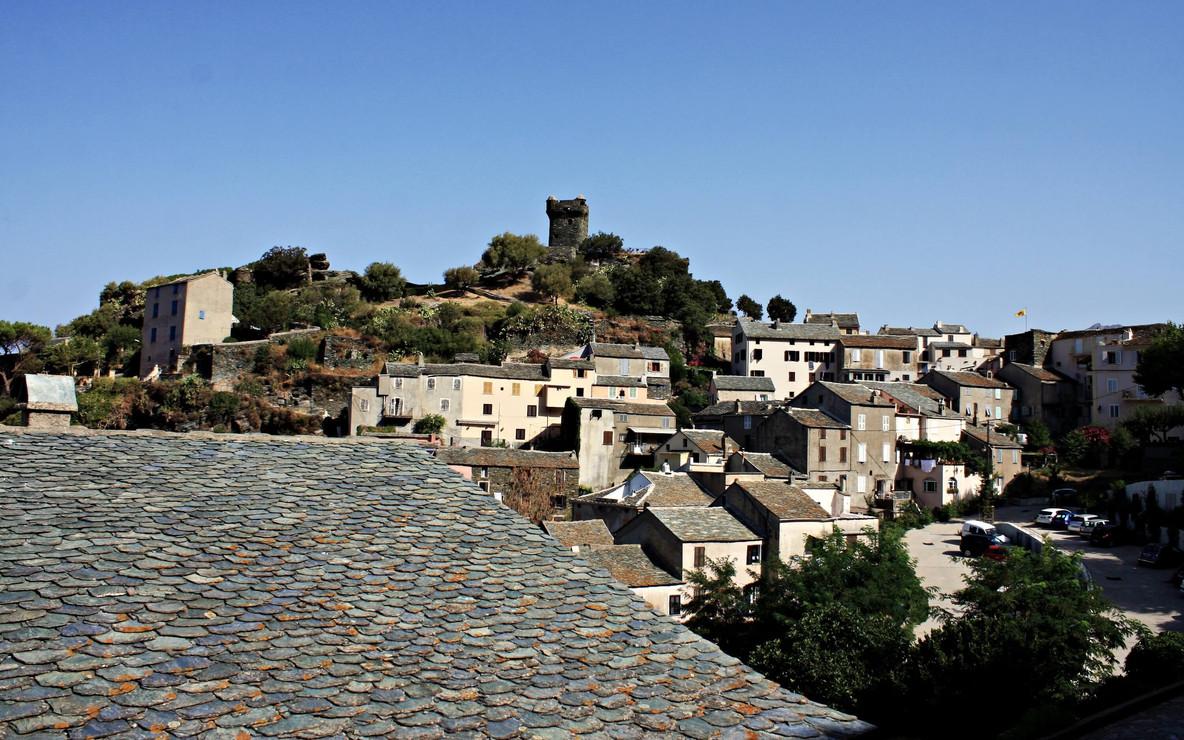 Village typique du Cap Corse