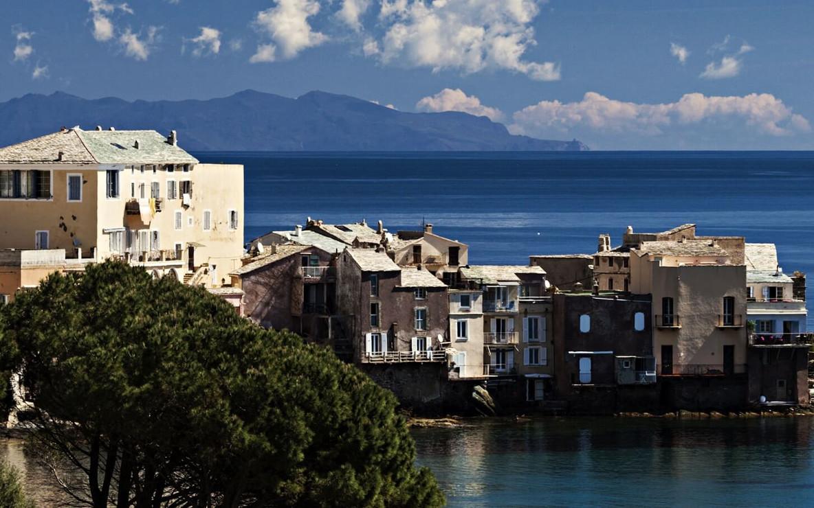 Erbalunga - Étape au Cap Corse