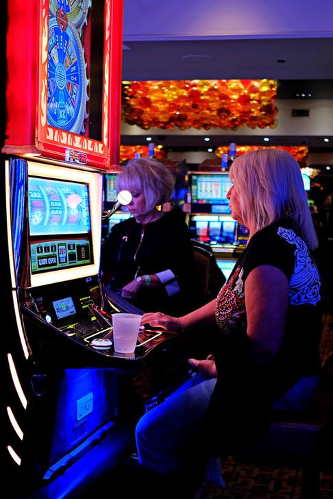 Machine à sous - Las Vegas
