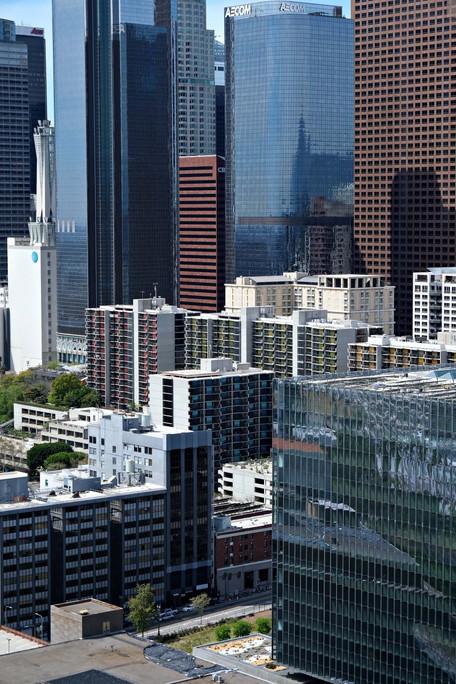 Quartier financier de Los Angeles