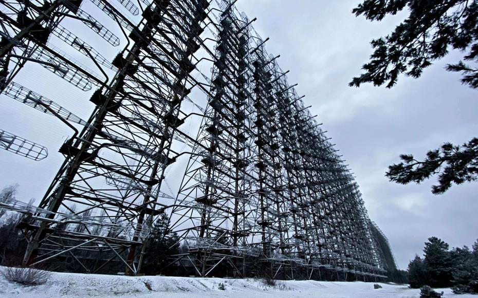 Radar Duga à Tchernobyl