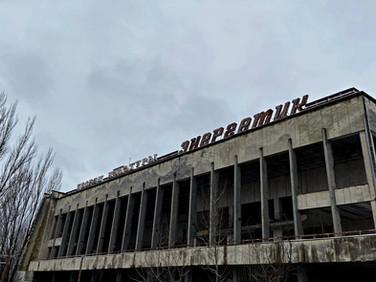 Visiter le site de Tchernobyl