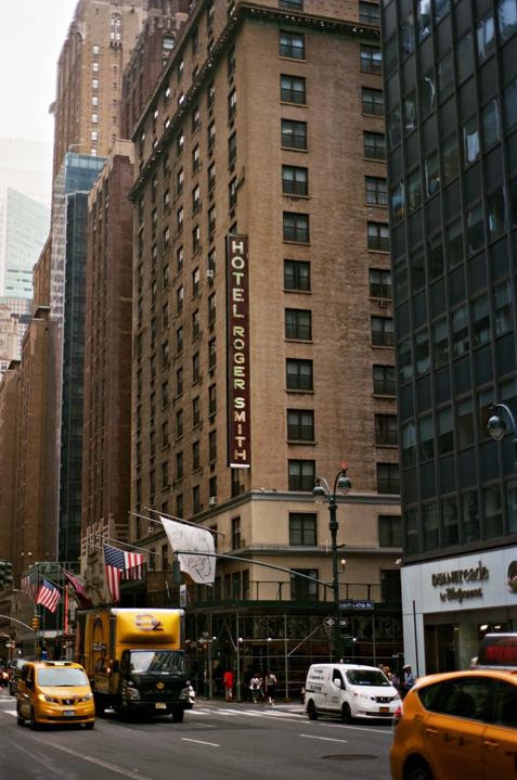 5ème avenue - Upper East Side