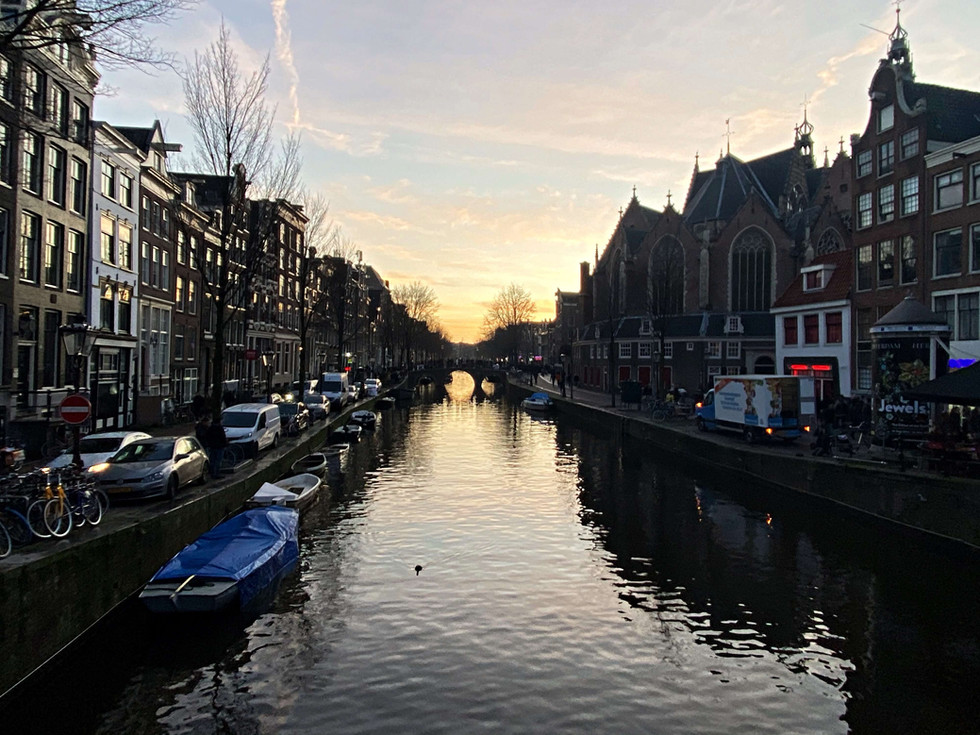 Quartier de Jordaan - Amsterdam
