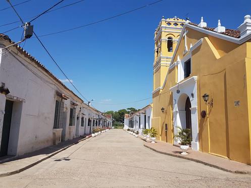 La ville peu touristique de Mompox
