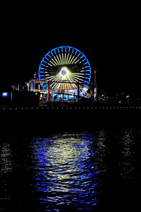 Pacific Park - Los Angeles