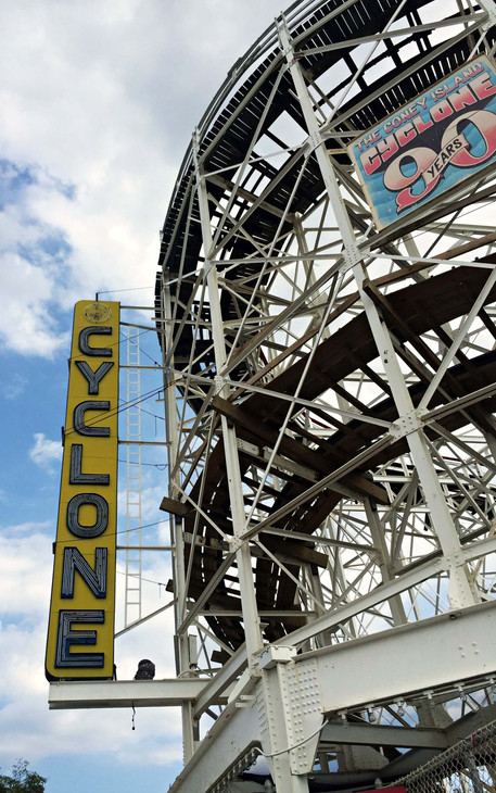 Parc d'attraction - Coney Island