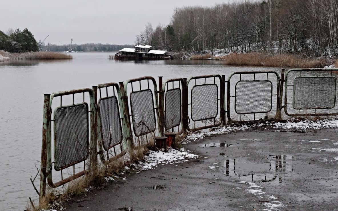 Visite de Pripyat