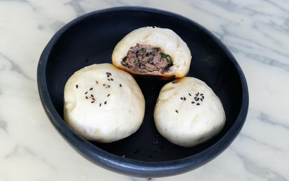 Banh Bao farcis à la viande