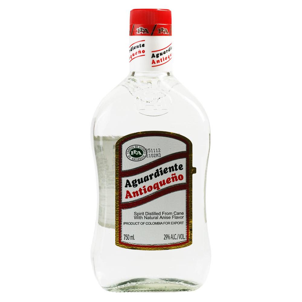L'alcool typique colombien, à essayer.