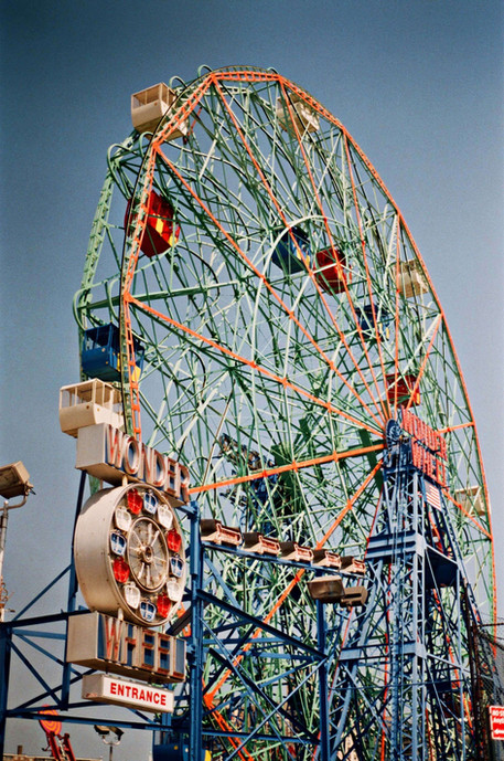 Attractions à Coney Island