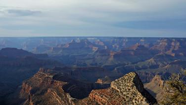 Les randonnées et points de vue du Grand Canyon