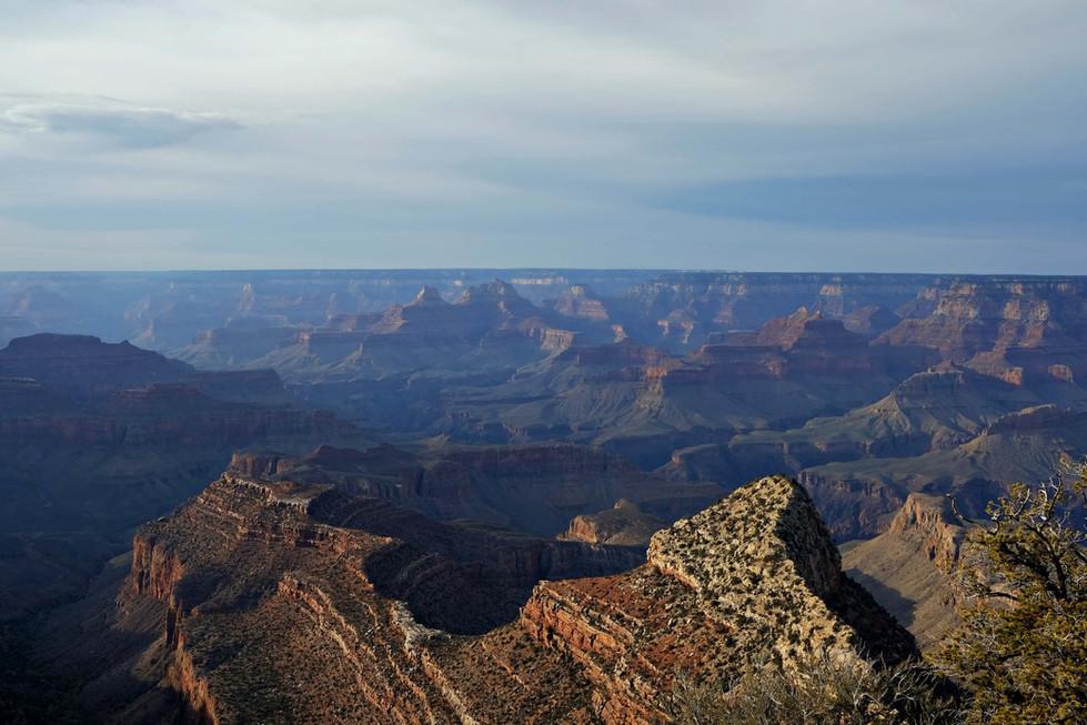 Grand Canyon - Desert View Drive