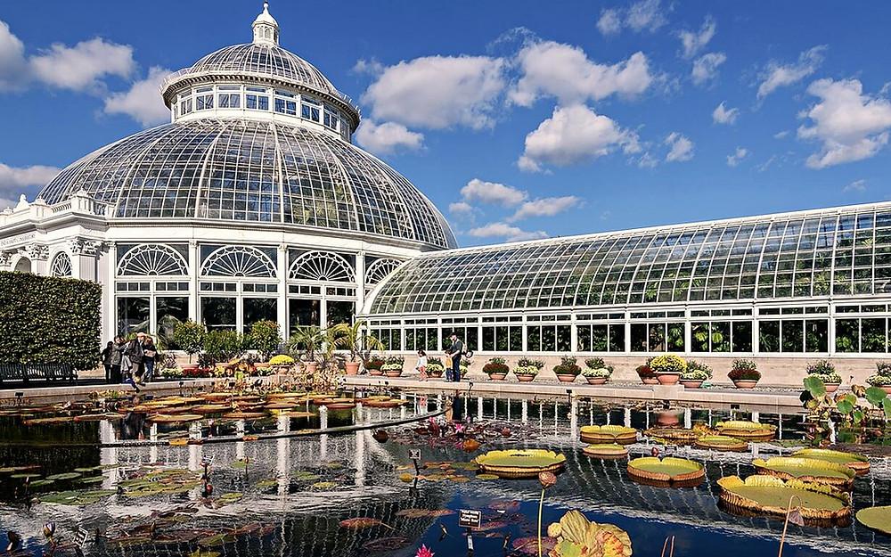 Visite gratuite du Botanical Garden