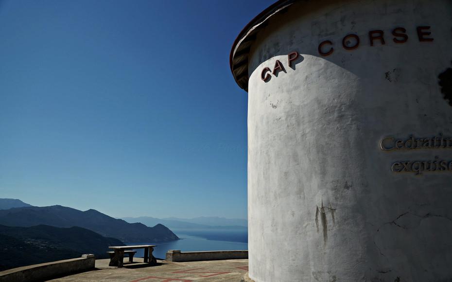 Point de vue - Cap Corse