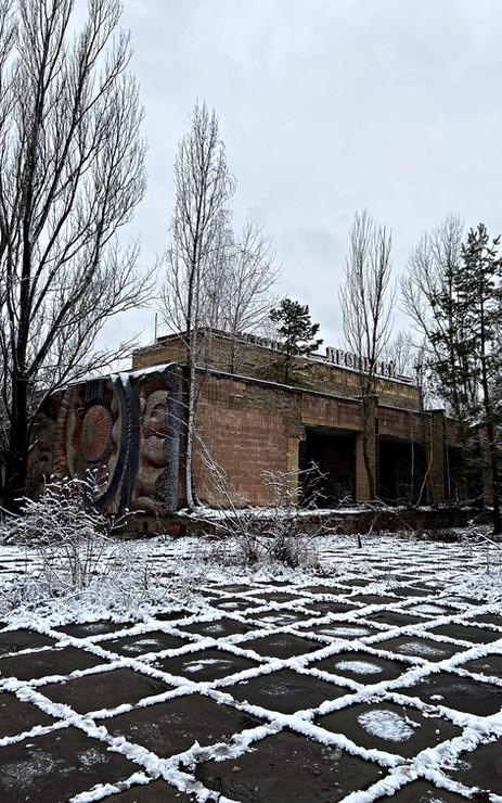 Théatre de Pripyat