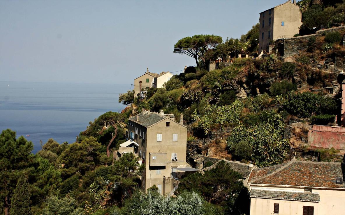 Paysage de Haute Corse