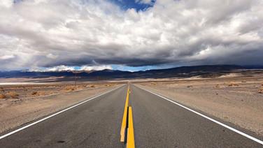 Deux jours dans la Death Valley