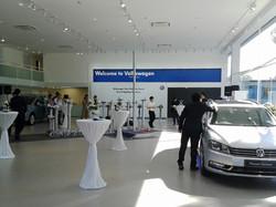 Volkswagen Grand Opening Ceremony
