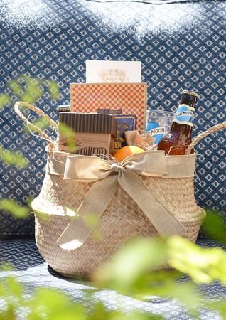 Sea Island Wedding Welcome Gift