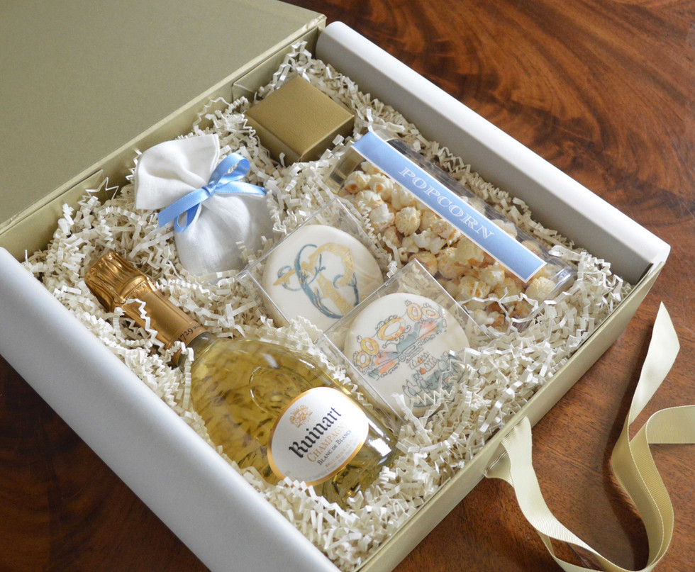 New Orleans New Years Eve Wedding Welcome Gift