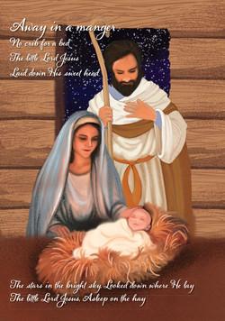 Christmas Family Stable