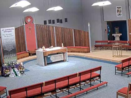 Mass for Deceased, November 24th