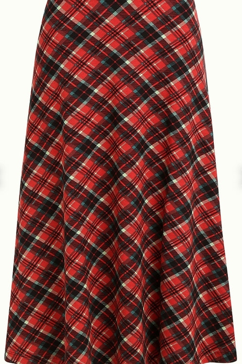 Juno Midi Skirt Chatham by King Louie