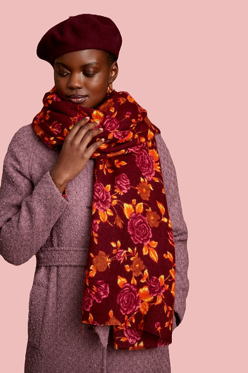 Scarf Doherty Red by King Louie