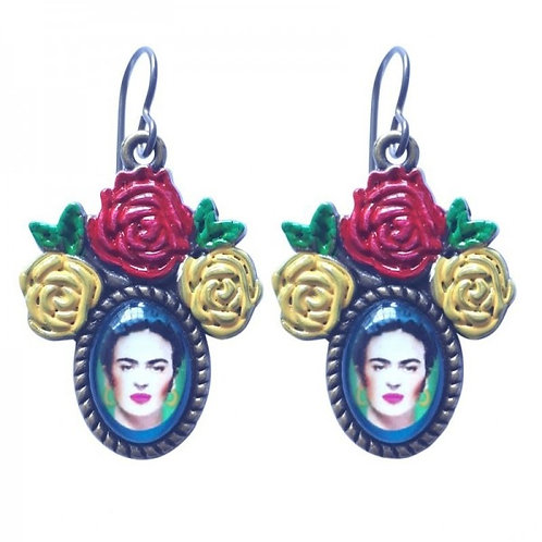 Frida Yellow/Red by Urban Hippies