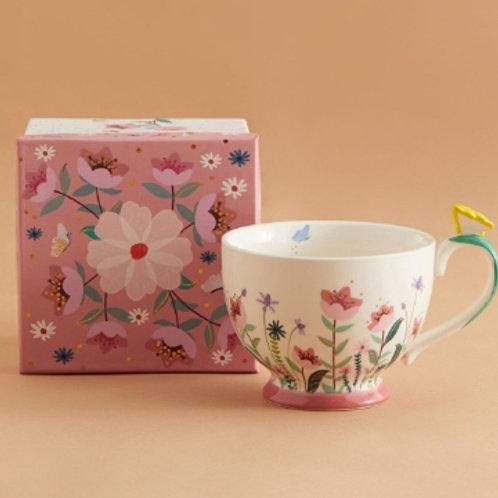 Secret Garden Teacup