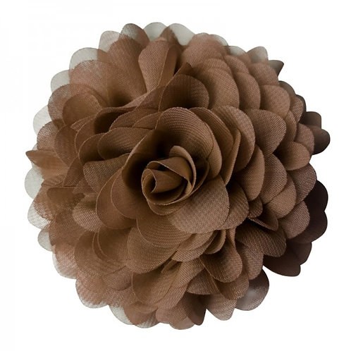 Chiffon corsage Toffee by Urban Hippies