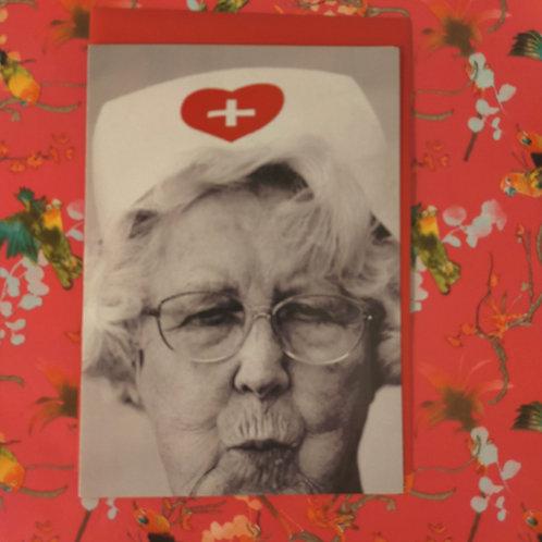 Beterschapskaart Nurse