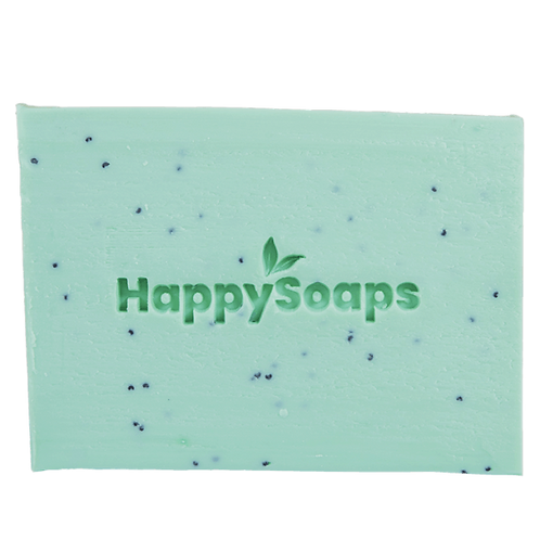Happy Body Bar Tea Tree en pepermunt by Happy Soaps