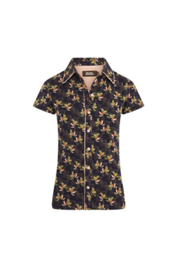 Blouse Say Yeah by 4 Funky Flavours